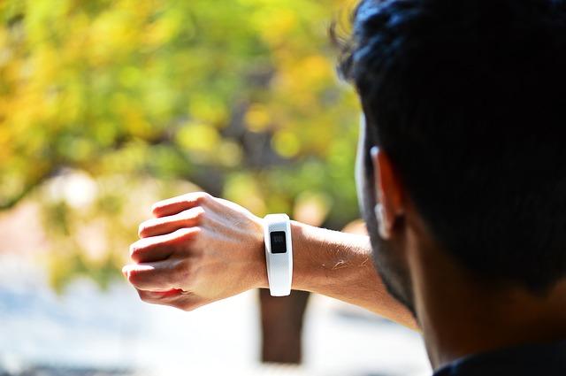 smartwatch mee op reis
