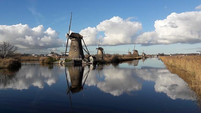 reis door Nederland