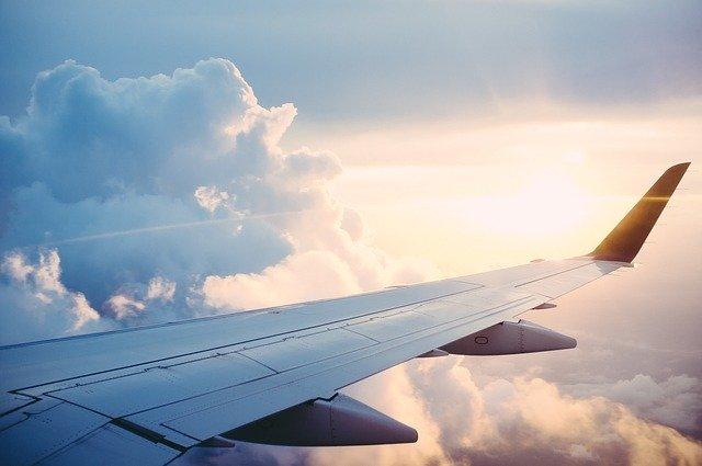 Lange vlucht naar je bestemming