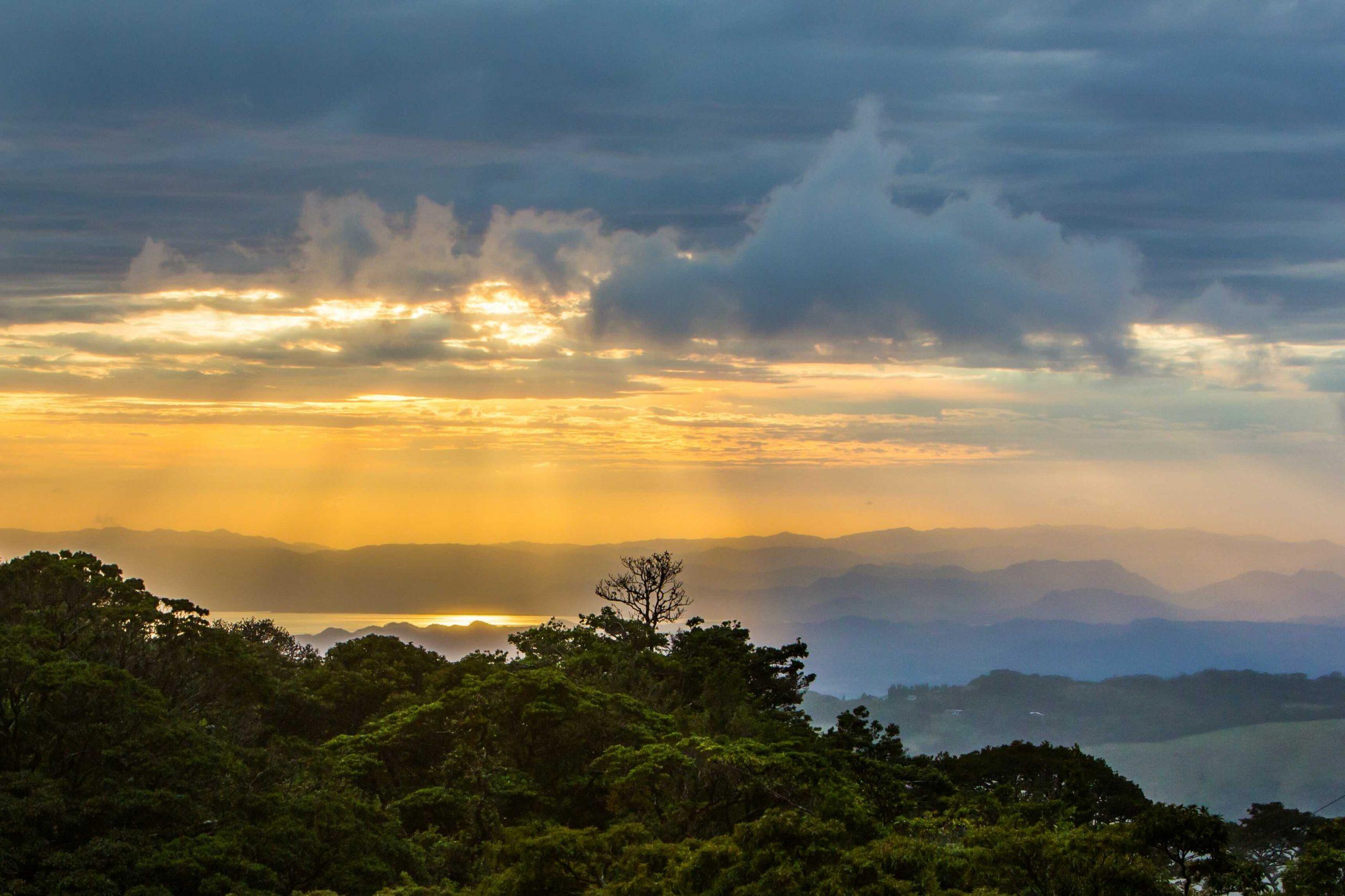 Bezienswaardigheden in Costa Rica